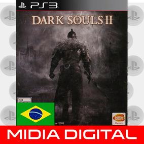 Ps3 Dark Souls 2 Legenda Portugues Psn Play3