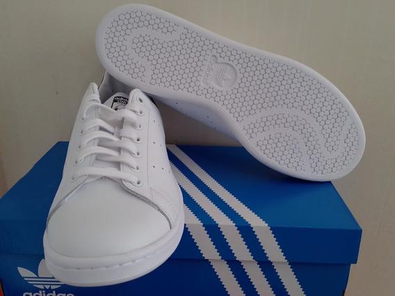 Salida hacia dominar Otros lugares  Tenis Adidas Blanco Con Azul | MercadoLibre.com.mx
