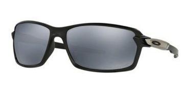 Óculos Carbon Shift Preto Espelhado Prata Fibra De Carbono