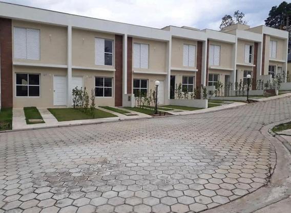 Casa Sobrados Condomínio 2 Dorm 2 Vagas Ribeirão Pires