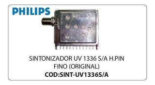 Sintonizador Para Tv Uv1336s/a Hembra Pin Fino Phillips