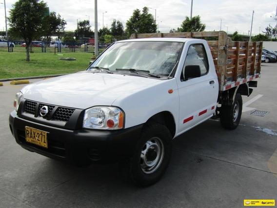 Nissan Frontier Np300 Mt 2.4 4x2 Estacas