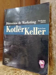 Dirección De Marketing