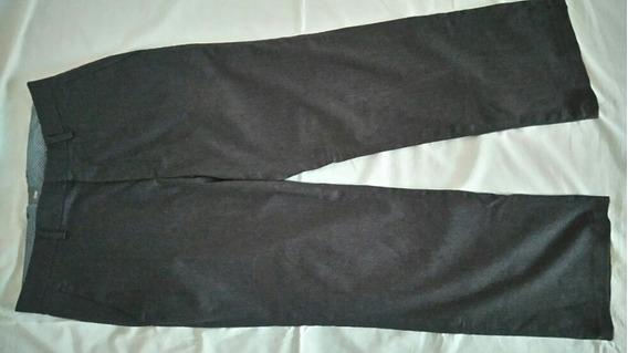 Pantalon De Vestir Gap Elastizado