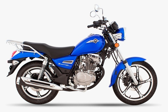 Dafra Kansas 150 - Suzuki Chopper Road 2020 (faby)