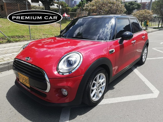 Mini Cooper Pepper 1.5 Turbo Automático