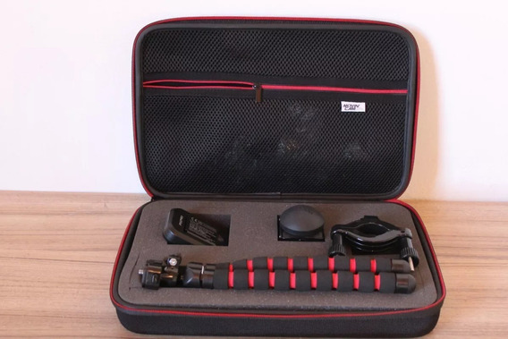 Camera Kodak Pixpro Sp360 4k + Kit Completo Com Acessórios