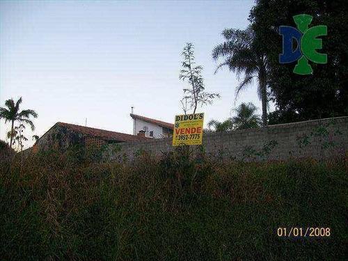 Imagem 1 de 4 de Terreno À Venda, 155 M² Por R$ 46.500 - Chácaras Reunidas Igarapés - Jacareí/sp - Te0141