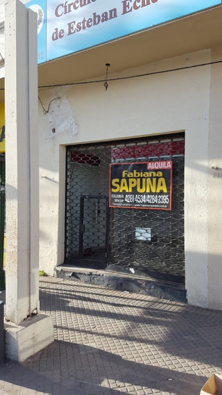 Local Comercial Sobre Avenida Boulevard Buenos Aires