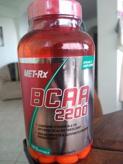 Vaso Mezclador Bcaa 2200 Met-rx, 20 Vds