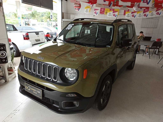 Jeep Renegade Sport 1.8 Flex -ano 2016