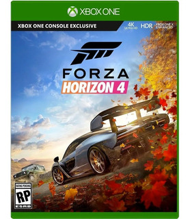 Forza Horizon 4 Xbox One Y Pc Código Digital