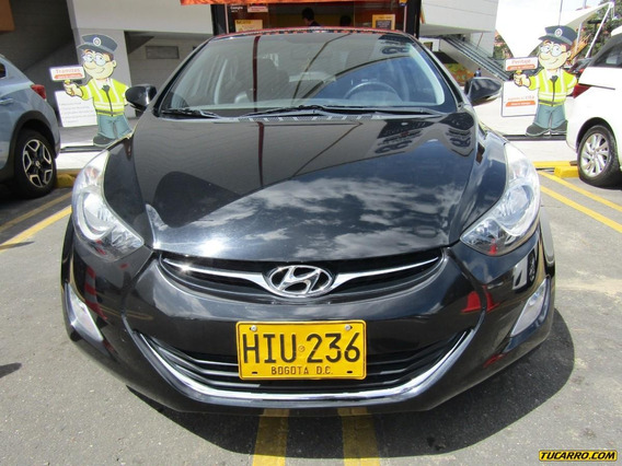 Hyundai Elantra Gls 1.6 Mt I35