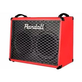 Amplificador Randall Rd-45 212 Valvulado 45w - Riff Music
