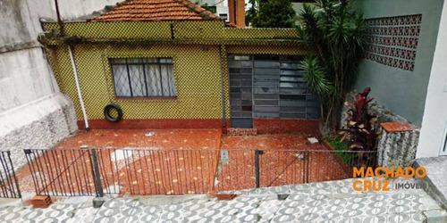 Terreno À Venda, 215 M² Por R$ 450.000,00 - Paulicéia - São Bernardo Do Campo/sp - Te0006