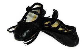 Zapatilla De Ballet Medias Puntas Envío Gratis Talla 15a28