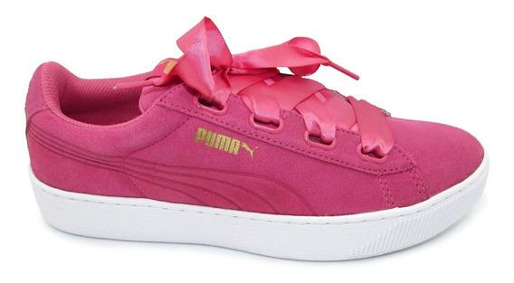 Tenis Puma Puma Vikky Platform Ribbon 364979 02 Rapture Rose
