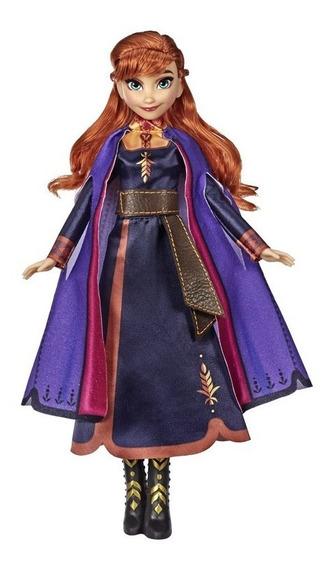 Boneca Frozen 2 Anna C/ Musica - Hasbro E5498