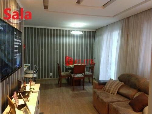 Apartamento Com 3 Dormitórios À Venda, 70 M² Por R$ 300.000,00 - Jardim Sul - São José Dos Campos/sp - Ap4040