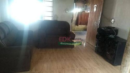 Imagem 1 de 6 de Chácara Com 2 Dormitórios À Venda, 2400 M² Por R$ 150.000,00 - Guamirim - Caçapava/sp - Ch0668