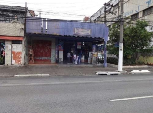 Locação Salão - Jardim Marajoara, São Paulo-sp - Rr2321