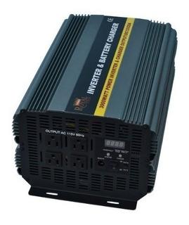 Inversor De Corriente Royal Power Pic3000-12 3000 Vatios 12