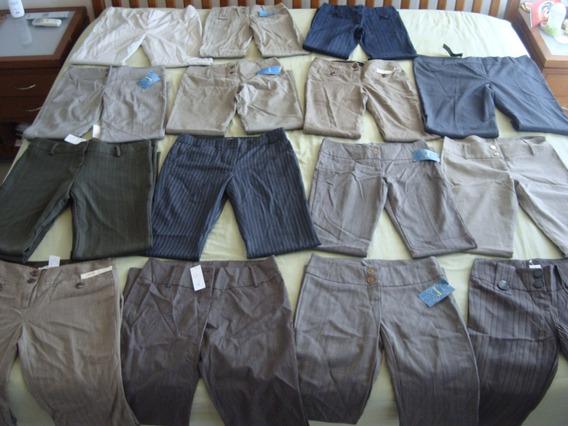 Lote De Pantalones De Vestir Ejecutivos De Calidad