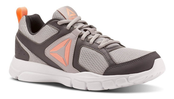 Zapatillas Reebok 3d Fusion Tr Gr/bco/cor - Corner Deportes