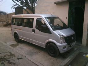 Dfm Mini Van 2012