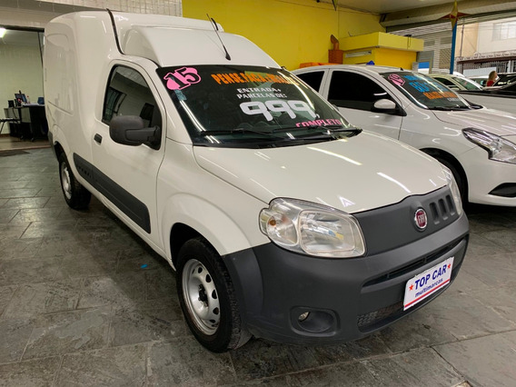 Fiat Fiorino 1.4 Flex 4p Completa
