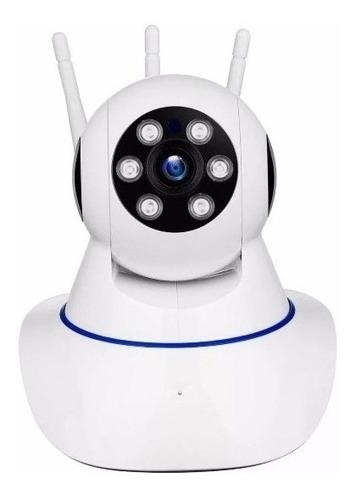Camara Domo Seguridad Wifi Ip Full Hd P2p Celular