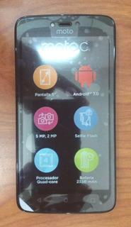 Motorola Moto C 8gb + 1gb 4g Lte Liberado.