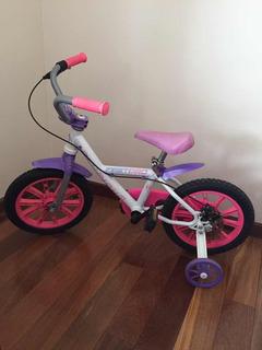 Bicicleta Aro 14 First Pro Aluminium Nathor - Semi Nova