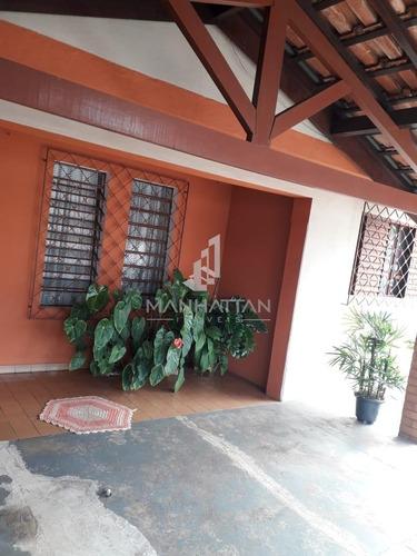 Imagem 1 de 11 de Casa À Venda Em Vila Molon - Ca003515