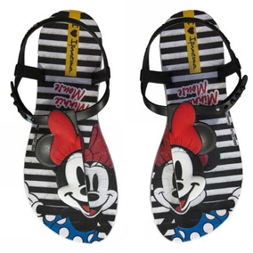 7a400ae2872 Kit 10 Pares Sandália Infantil Minnie Atacado