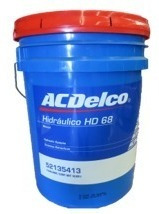 Aceite Mineral Hd 68 / Acdelco (paila 18.9l) 52135413