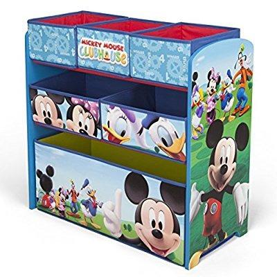 Juguetero Mickey Mouse Organiza Tus Juguetes Envio Gratis
