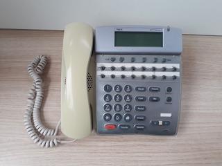 Mesa Operadora Telefone Ramal Nec Dtr-16d-1