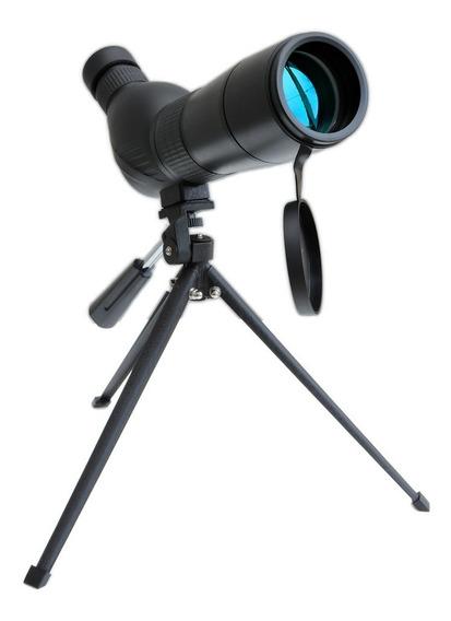 Luneta 60mm Skylife Sk 30-90x60a Terrestre + Tripé + Tampa