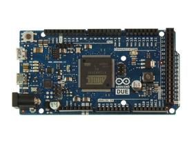 Placa Arduino Due R3 Atmel Sam3x8e Arm