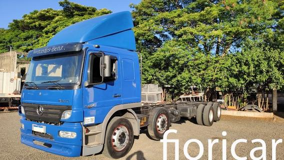 Mb Atego 2428 Gabine Leito 2011/11 4° Eixo Único Dono