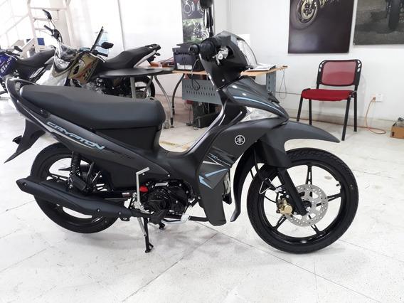 Yamaha Crypton T115 Modelo 2021