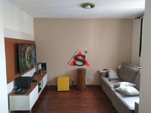 Imagem 1 de 7 de Cobertura Com 3 Dormitórios À Venda, 120 M² Por R$ 1.060.000,00 - Chácara Inglesa - São Paulo/sp - Co1170