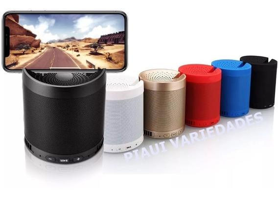 Caixa De Som Original Q3 H-maston Bluetooth Mp3 Pen Drive Fm