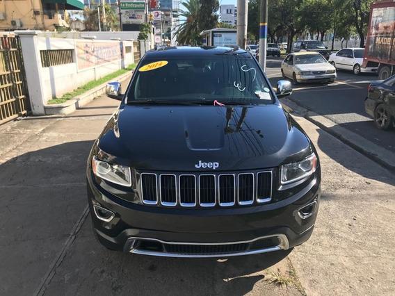 Jeep Grand Cherokee Límite 2014