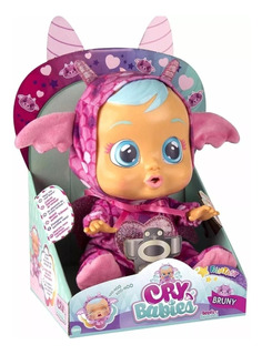 Cry Babies Lea Bebé Que Llora - Giro Didáctico Tienda Of.