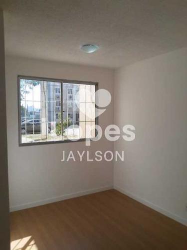 Imagem 1 de 15 de Apartamento - 02 Quartos - Pavuna - 584132