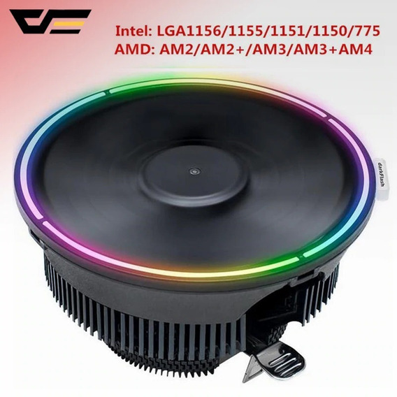 Air Cooler Darkfla Led Universal Lga/115x/775/am3/am4