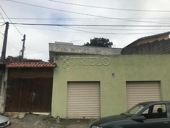 Venda-casa Comercial Com 2 Dorms-3 Vagas-vila Sao Paulo-mogi Das Cruzes-sp - V-2938