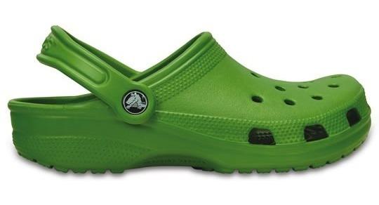 Zapato Crocs Unisex Adulto Classic Verde